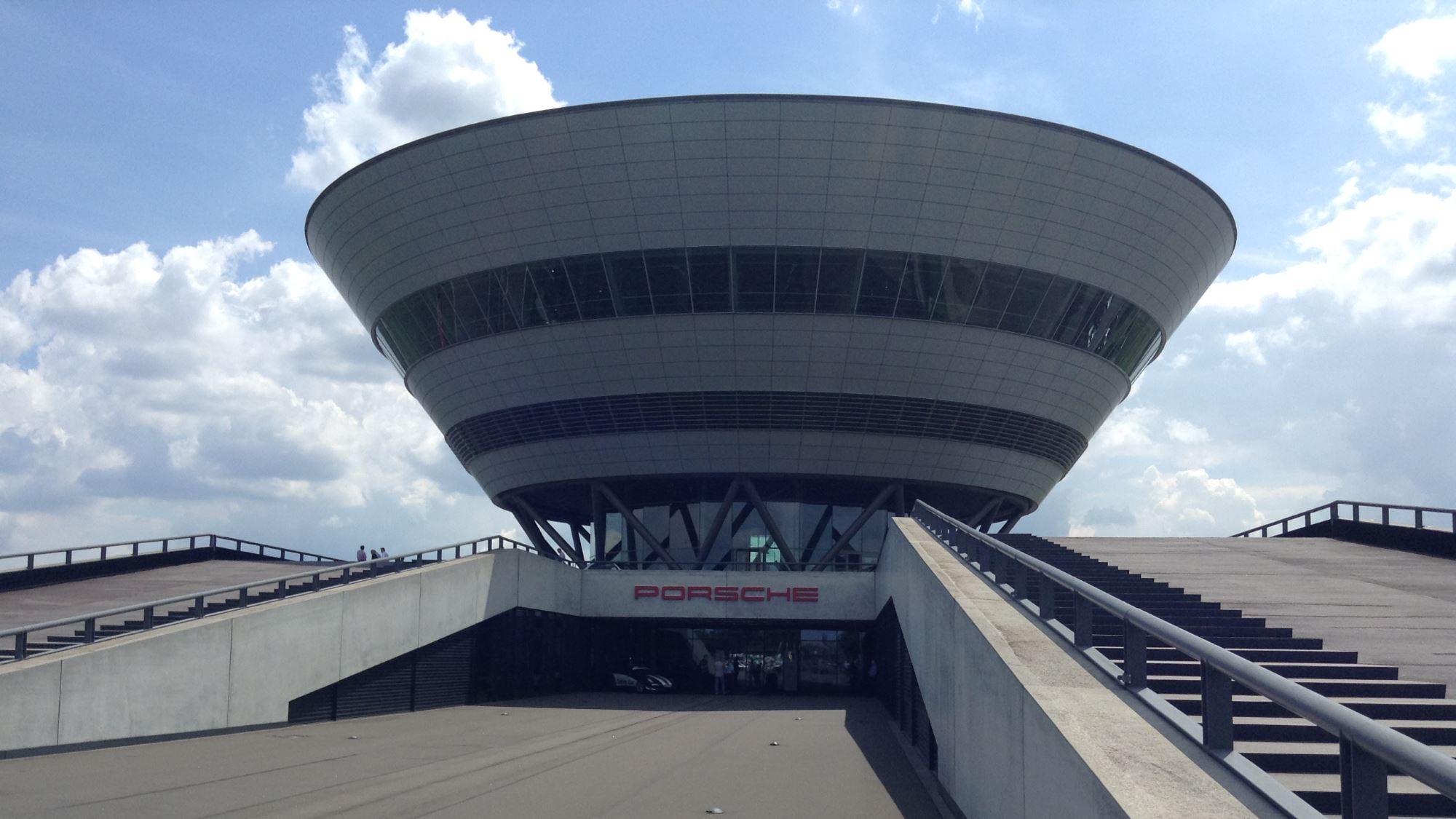 Leipzig, Porsche ve SAP Otomotiv Forum İzlenimleri