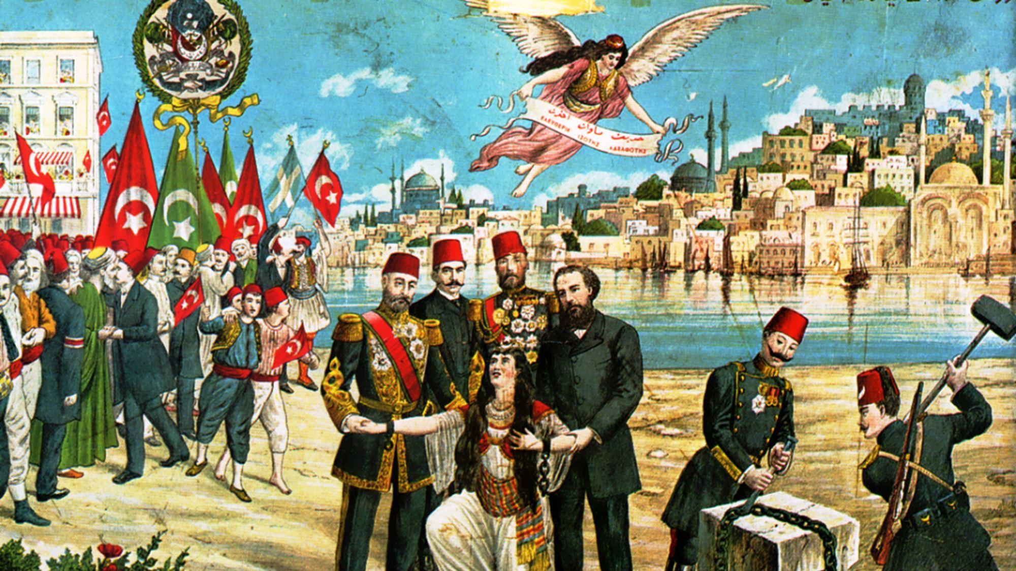 Türklerin Karışık Psikolojisi